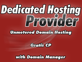 Modestly priced dedicated hosting servers services